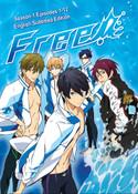 Free Iwatobi Swim Club Season 1 DVD