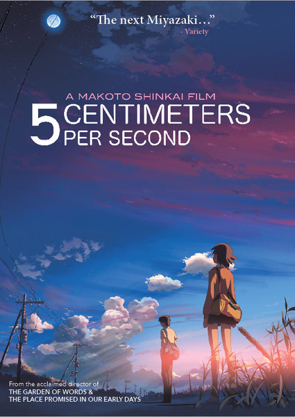 5 Centimeters Per Second German