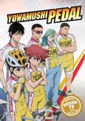 Yowamushi Pedal DVD