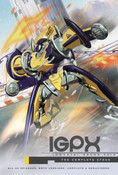 IGPX Immortal Grand Prix Complete Collection DVD