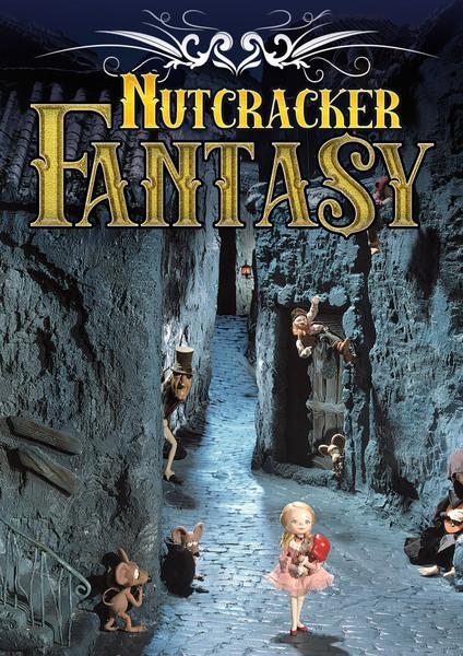 Nutcracker Fantasy DVD