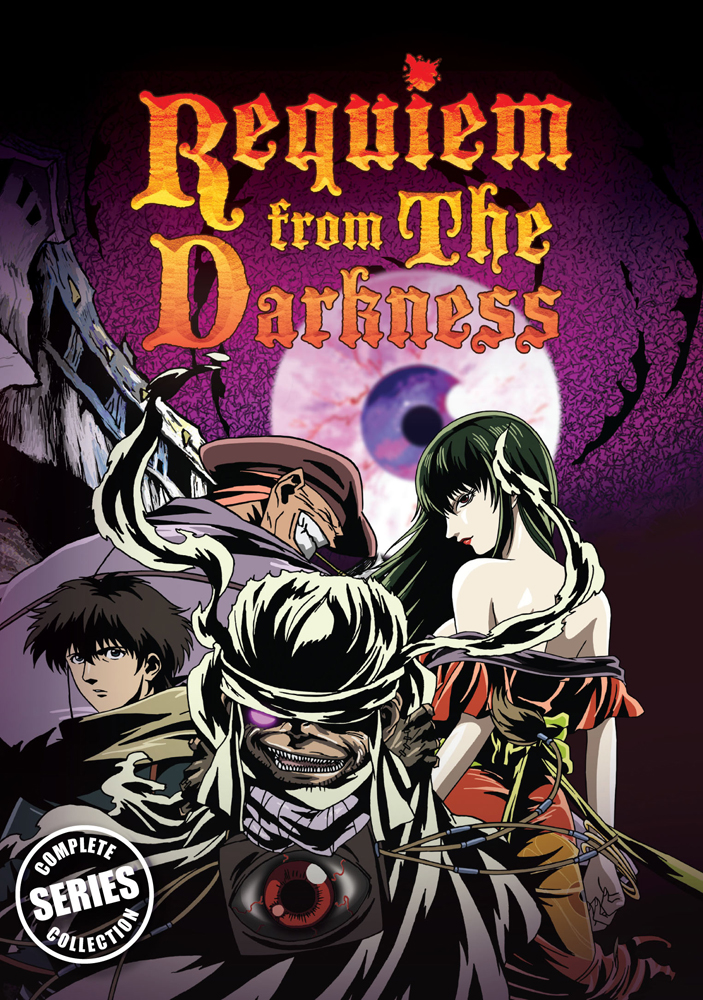 Requiem from the Darkness Complete Series DVD 875707102025