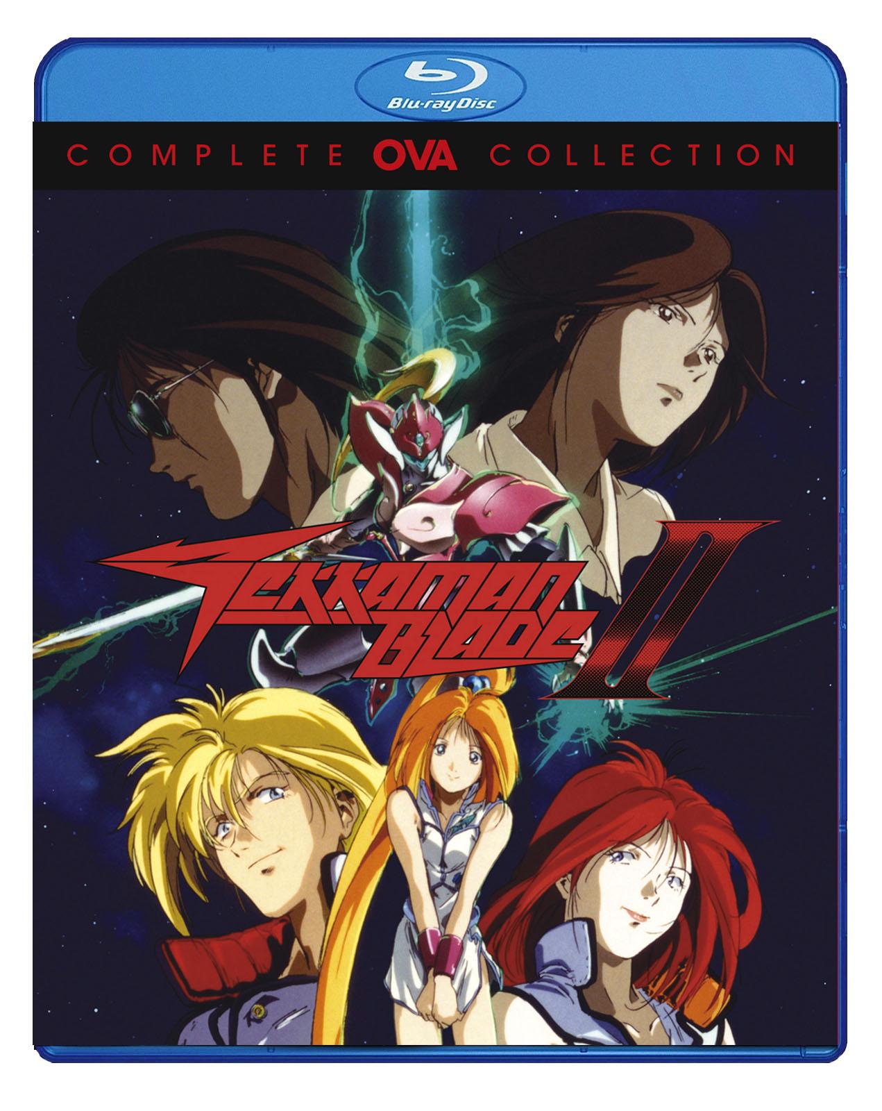 Tekkaman Blade II Blu-ray 875707118026