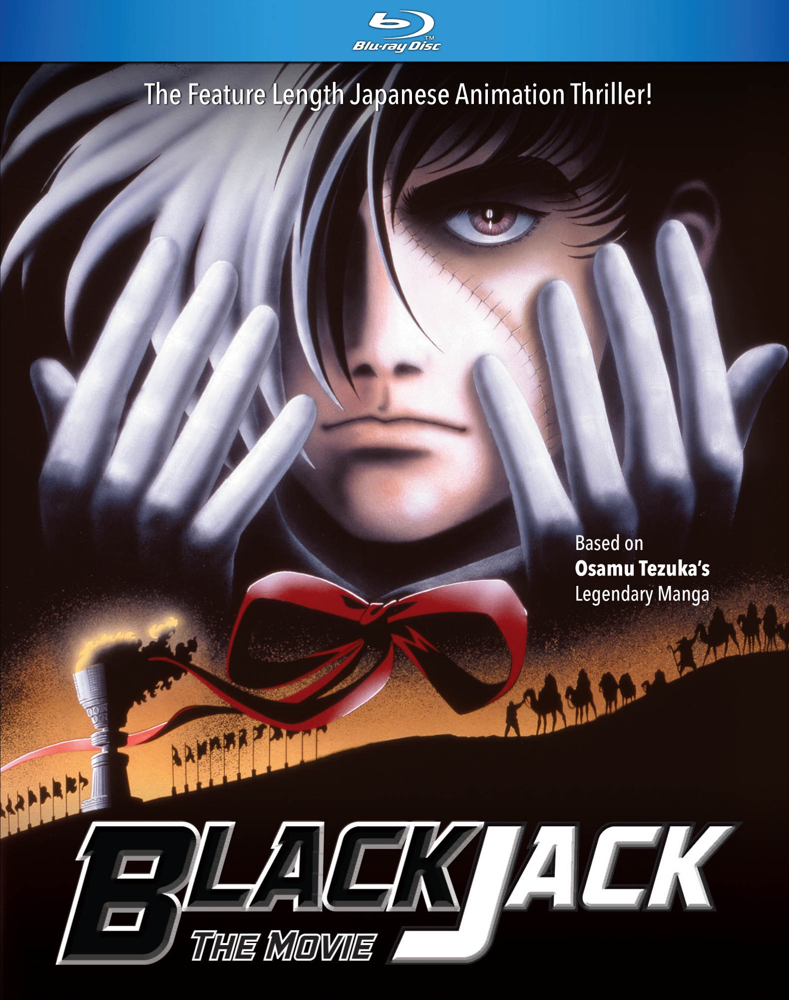 Black Jack The Movie Blu-ray 875707121095