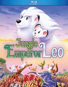 Jungle Emperor Leo Blu-ray