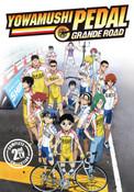 Yowamushi Pedal Grande Road DVD