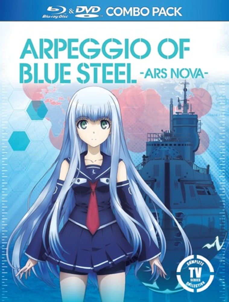 Arpeggio of Blue Steel Blu-ray/DVD 875707131094