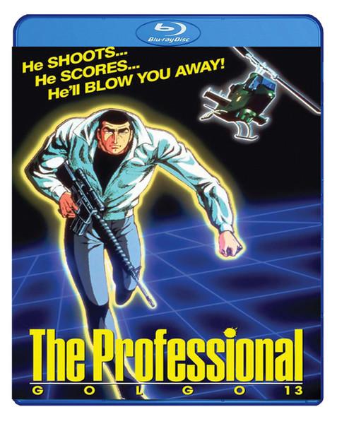 Golgo 13 The Professional Blu-ray
