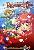 Magic Knight Rayearth Complete Collection DVD