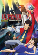 Lupin the 3rd Operation Return the Treasure DVD