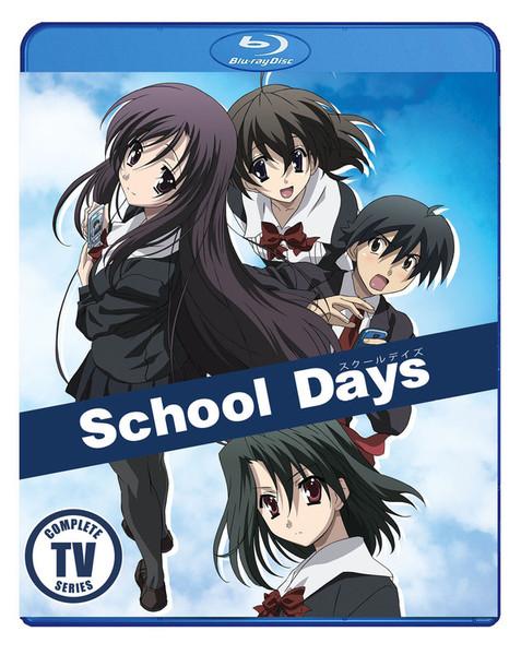 School Days Blu-ray