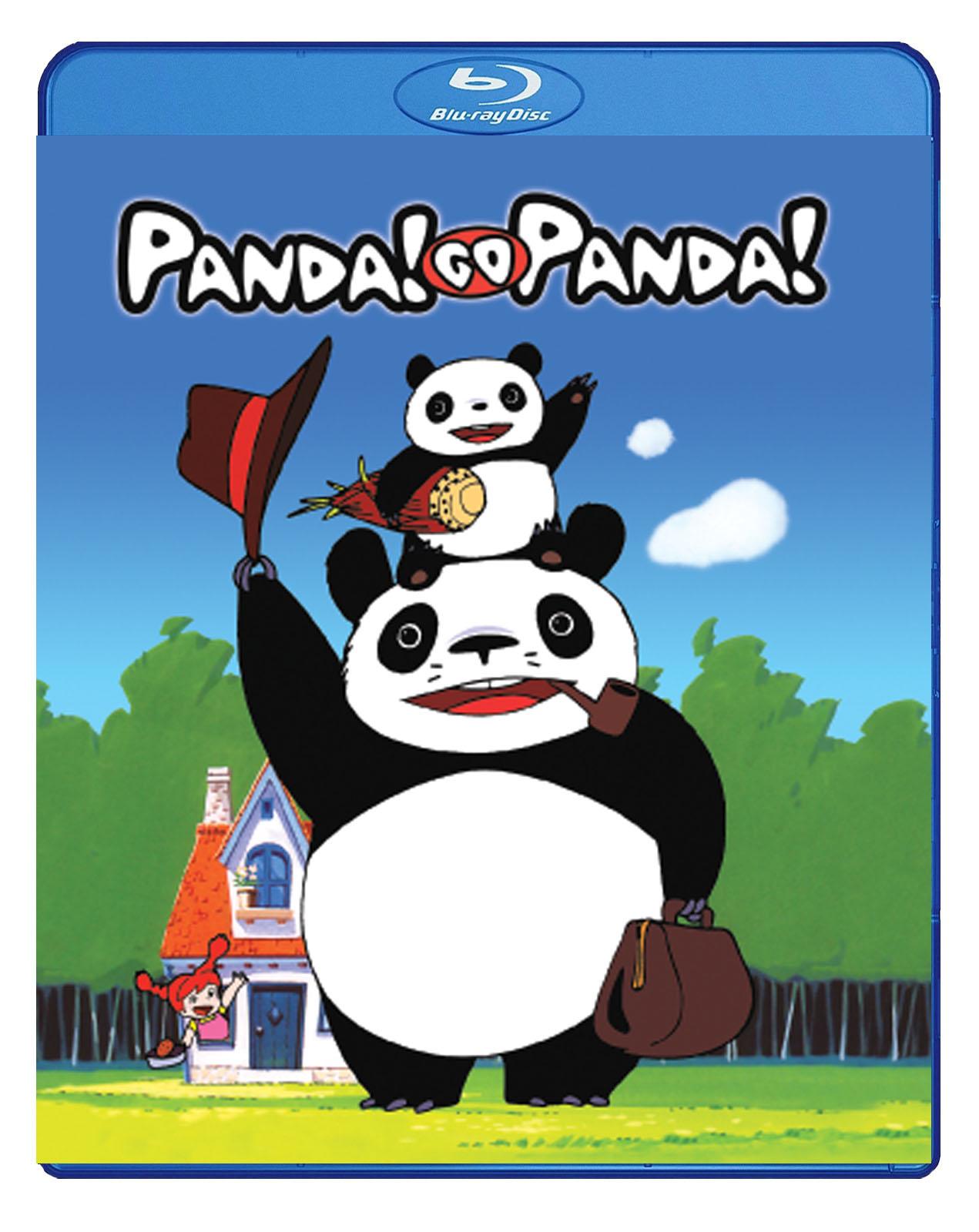 Panda Go Panda Blu-ray 875707158022