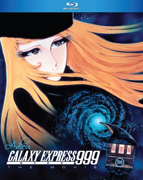 Adieu Galaxy Express 999 Blu-ray