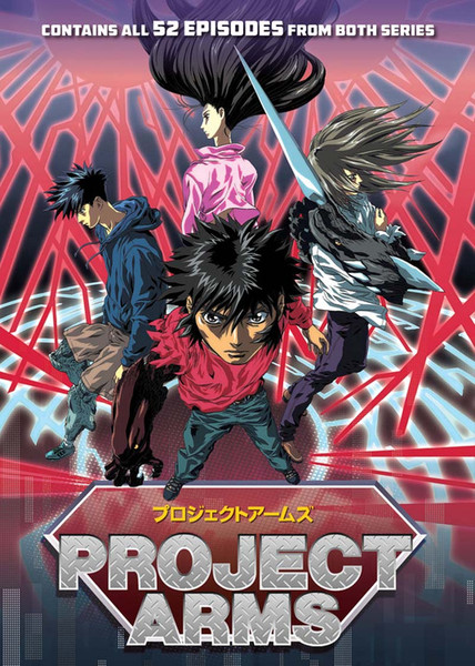Project ARMS DVD