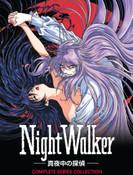 Nightwalker the Midnight Detective DVD