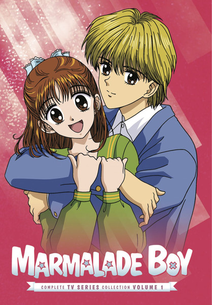 Marmalade Boy Collection 1 DVD