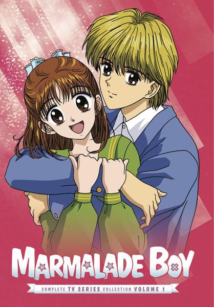 Marmalade Boy Collection 1 DVD