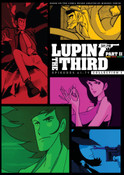 Lupin The 3rd Part II Collection 2 DVD