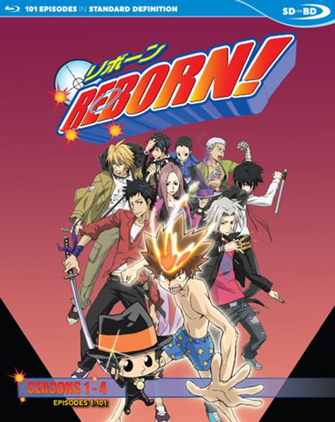 Reborn! Volume 1 Blu-ray