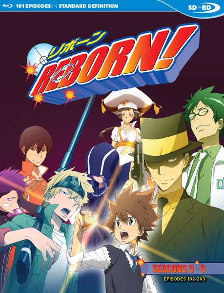 Reborn! Volume 2 Blu-ray