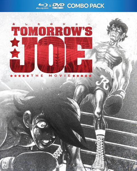 Tomorrow's Joe The Movie Blu-ray/DVD