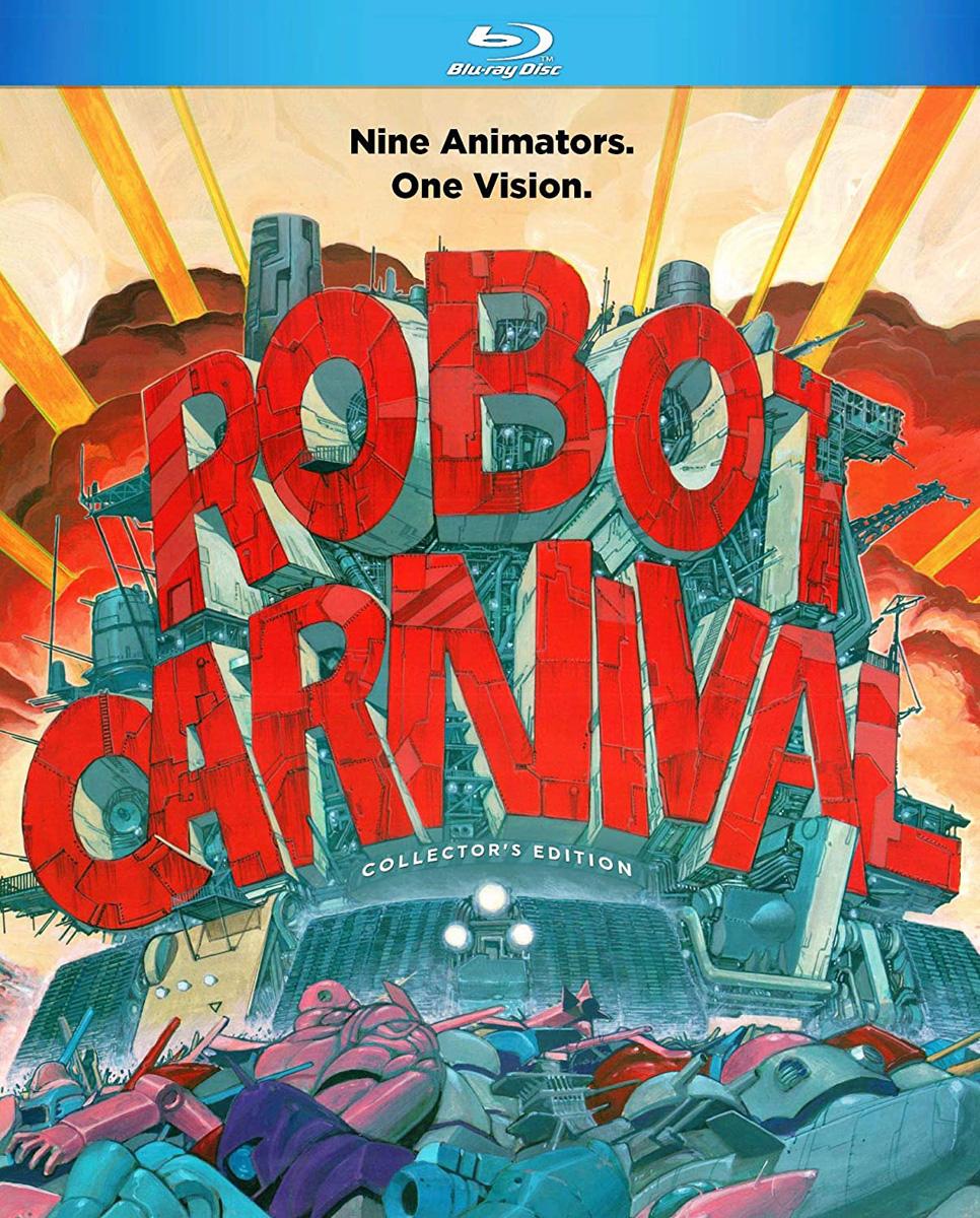 Robot Carnival Blu-ray