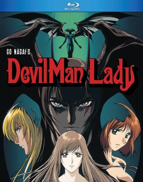 Devilman Lady Blu-ray