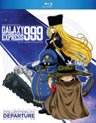 Galaxy Express 999 Collection 1 Blu-ray