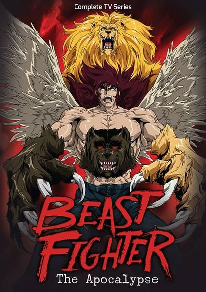 Beast Fighter The Apocalypse DVD