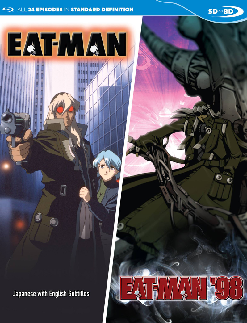 EAT-MAN the Complete Series Blu-ray 875707310093