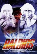 Space Warrior Baldios the Movie DVD