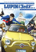 Lupin the 3rd Part IV DVD