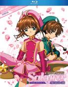 Cardcaptor Sakura Movie 2 The Sealed Card Blu-Ray