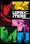 Lupin The 3rd Part II Collection 3 DVD