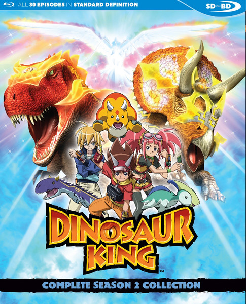 Dinosaur king season 2 blu ray - Dinosaure king saison 2 ...