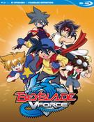 Beyblade V-Force Blu-ray