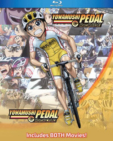 Yowamushi Pedal Re:RIDE & Re:ROAD Blu-ray