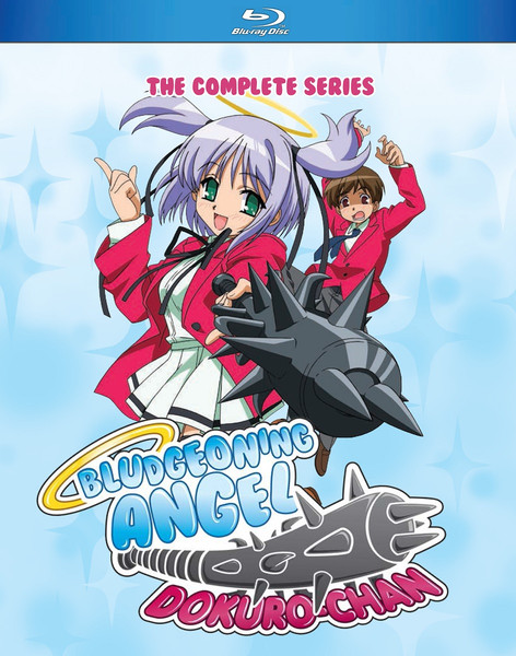 Bludgeoning Angel Dokuro-Chan Blu-ray