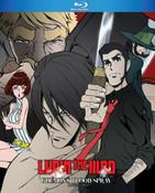 Lupin the 3rd Goemon's Blood Spray Blu-ray