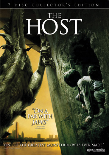 The Host DVD Collector's Edition 876964000994