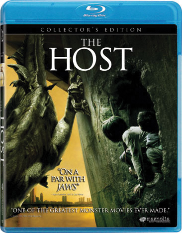 The Host Blu-ray Collector's Edition 876964001007