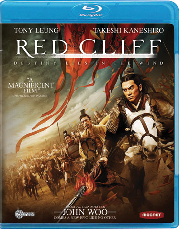 Red Cliff Blu-ray 876964002691