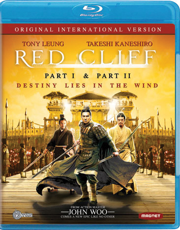 Red Cliff: Original International Version Blu-ray 876964002769