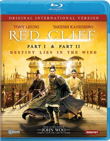 Red Cliff: Original International Version Blu-ray 876964002769
