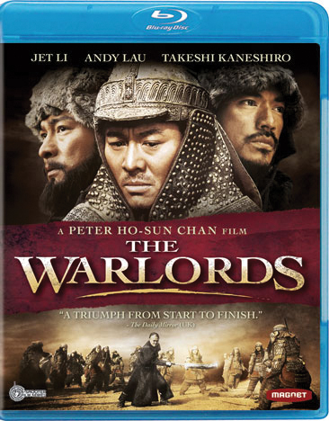 The Warlords Blu-ray 876964003025