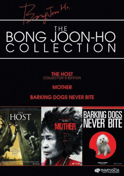 Bong Joon-Ho Collection DVD