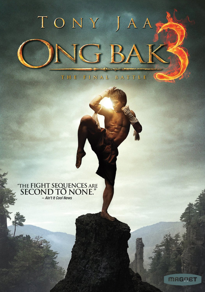 Ong Bak 3 The Final Battle DVD 876964003643