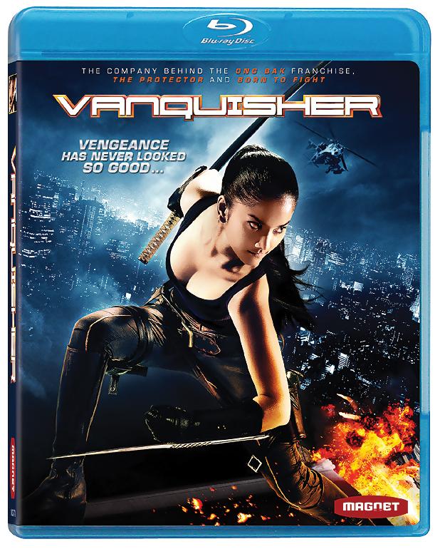 Vanquisher Blu-ray 876964003711
