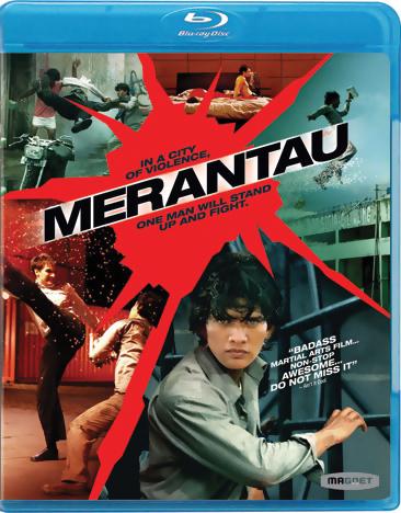 Merantau Blu-ray 876964003728