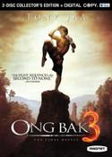 Ong Bak 3 The Final Battle Collector's Edition DVD